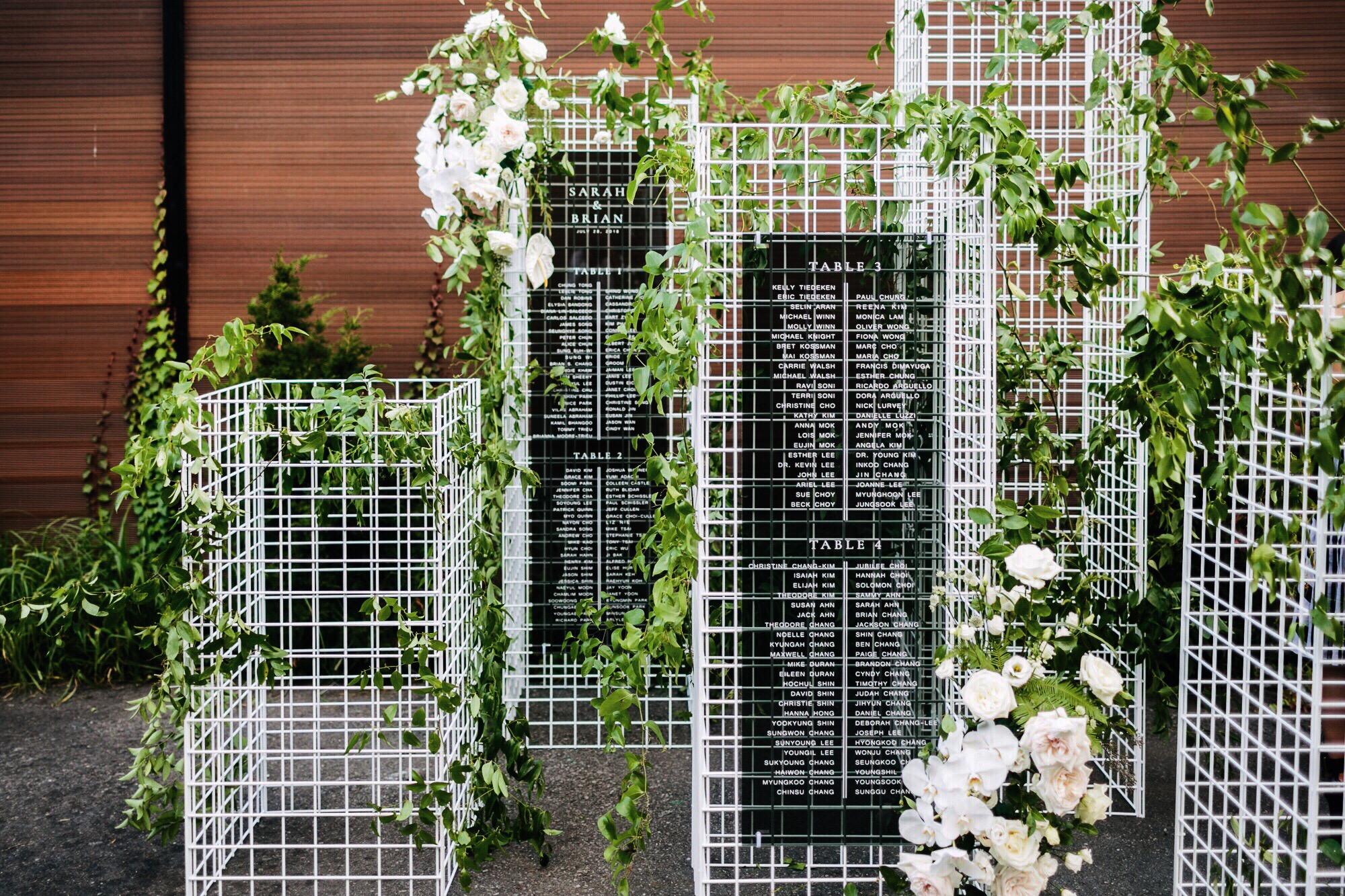 The-Green-Building-elegant-modern-wedding-Sarah-Brian